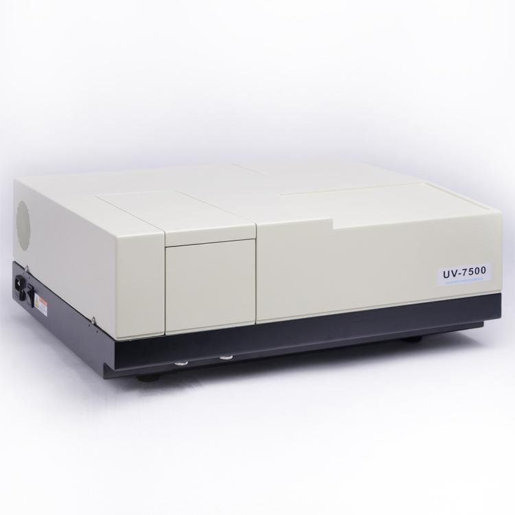 UV7500双光束紫外可见分光光度计_上海棱光技术有限公司
