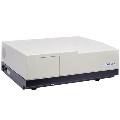 上海棱光UV7500双光束紫外可见分光光度计_上海棱光技术有限公司